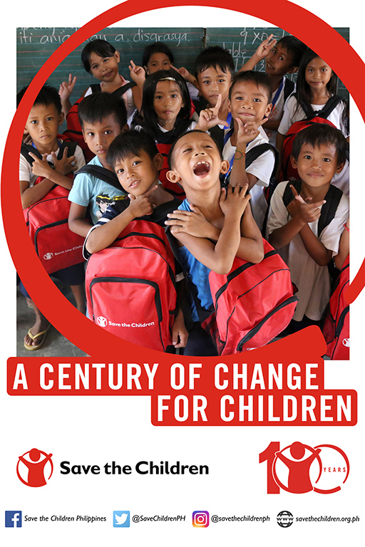 A Century of Change for Children