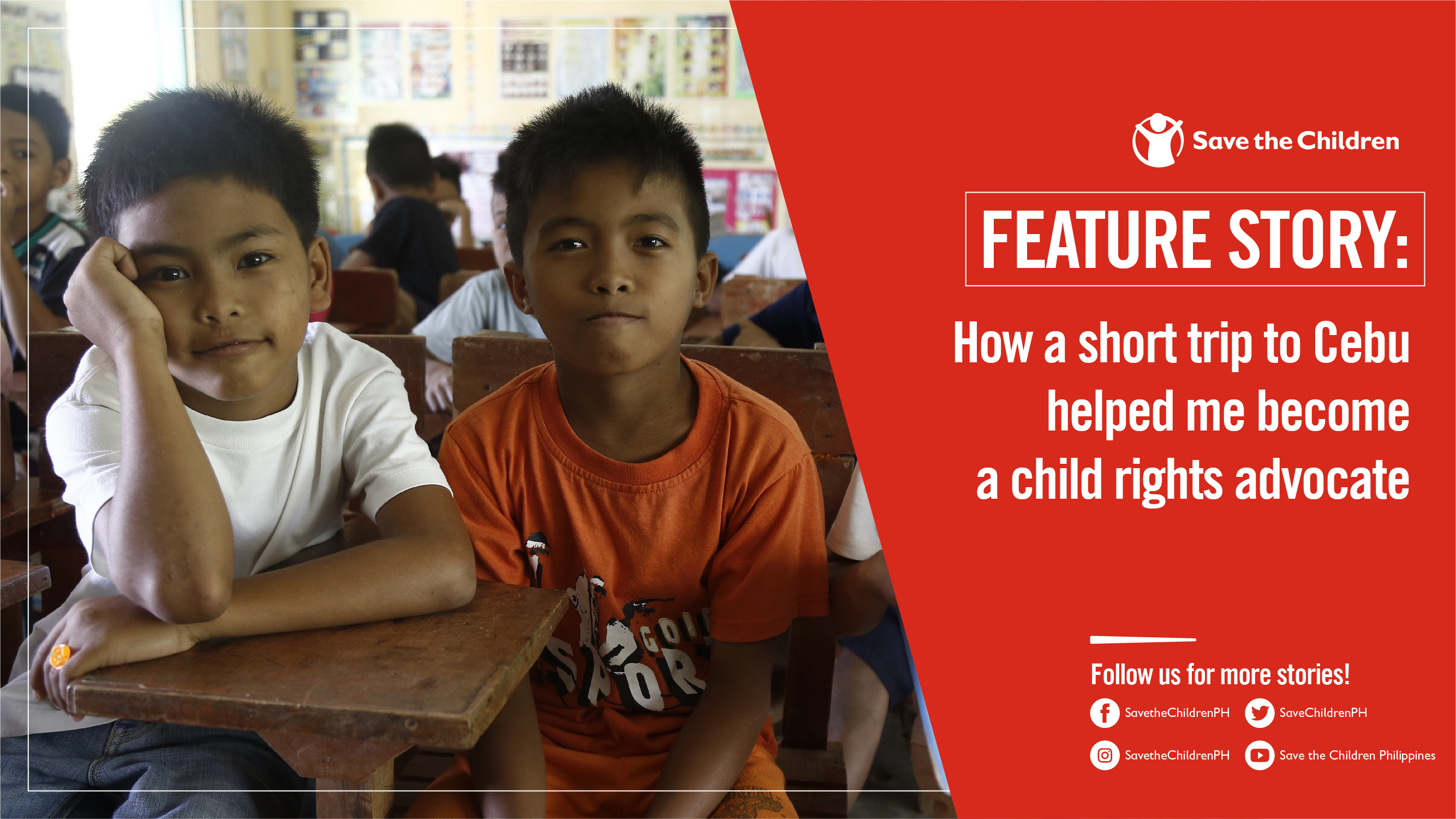 How a short trip to Cebu helped me become a child rights advocate
