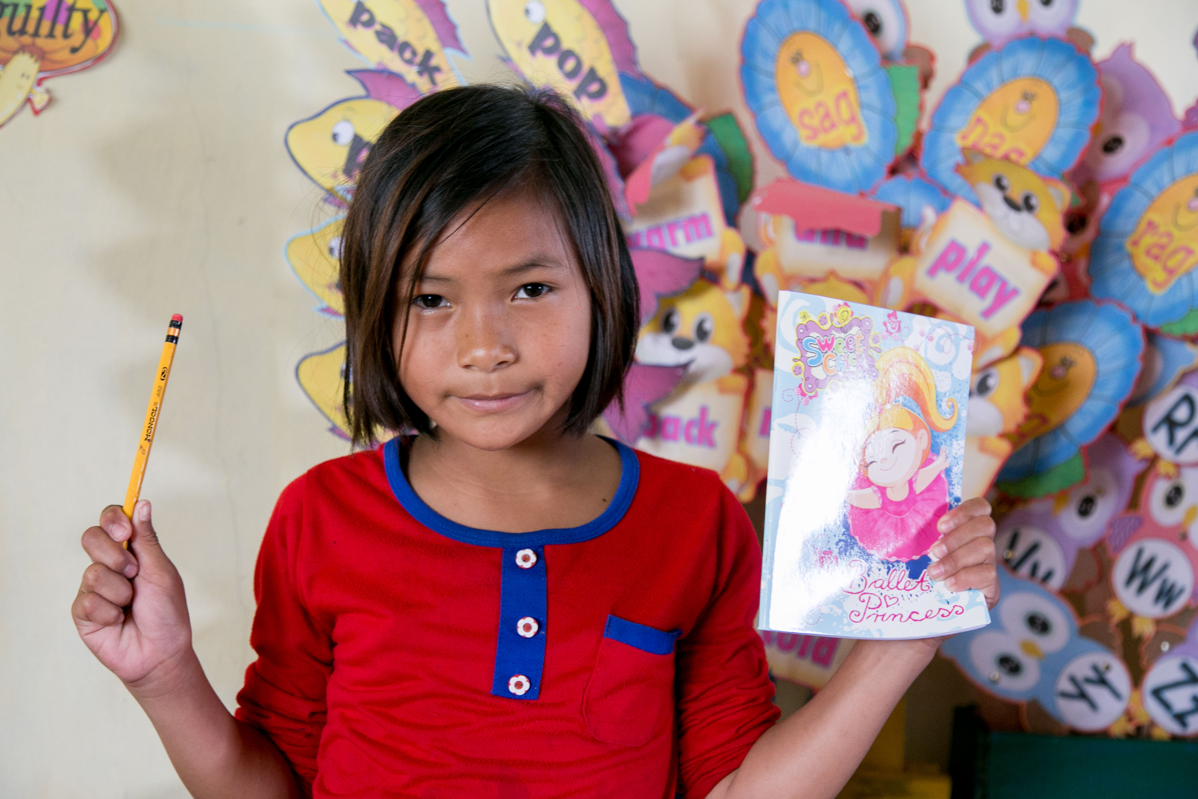 'I had to swim' – 9-year-old girl who survived Typhoon Vinta