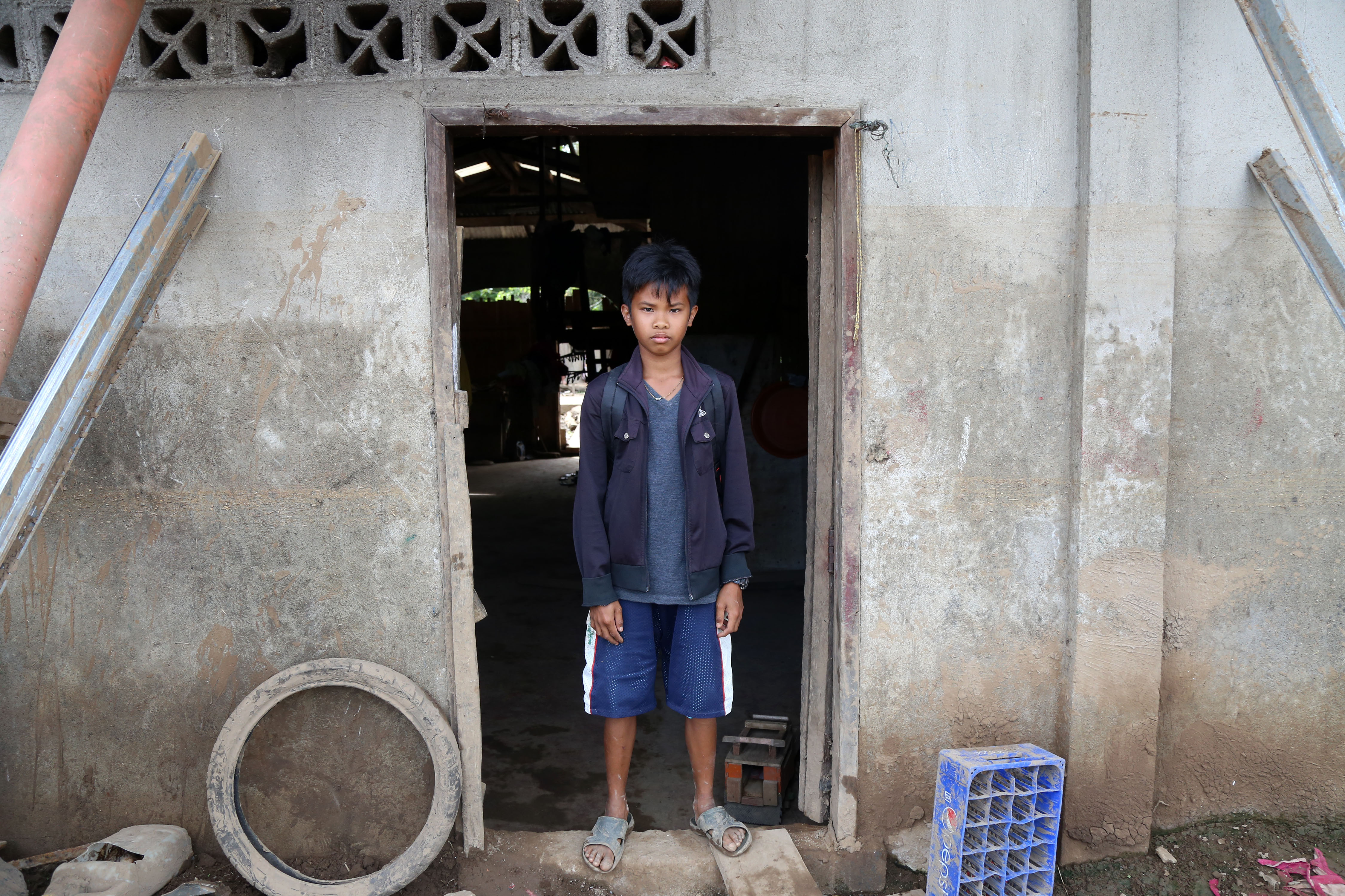 Losing my home twice: A boy caught in between the Marawi Crisis and Typhoon Vinta