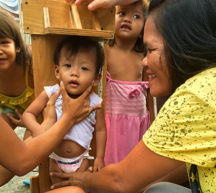 Saving children one barangay at a time