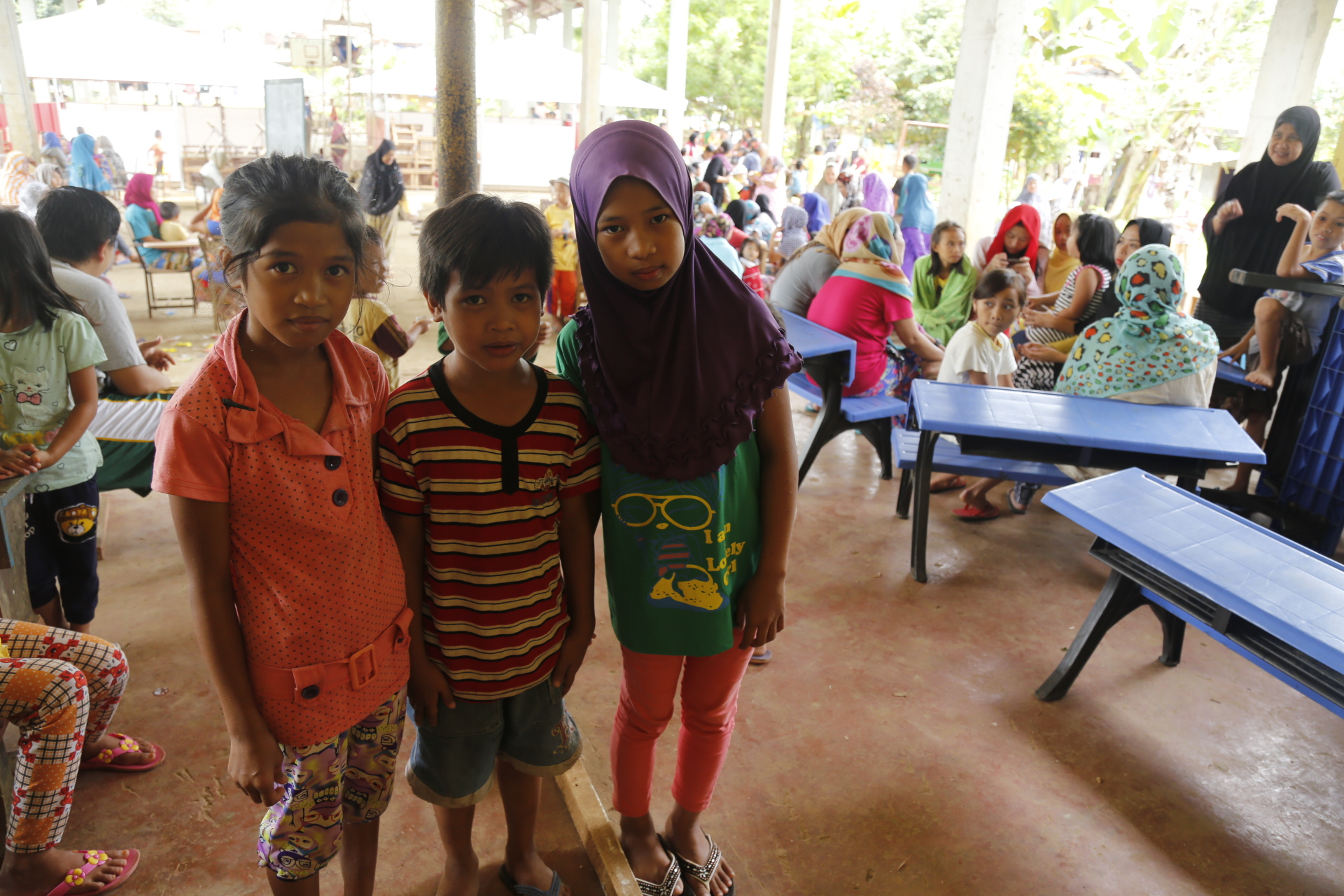 The Marawi crisis in the eyes of a child