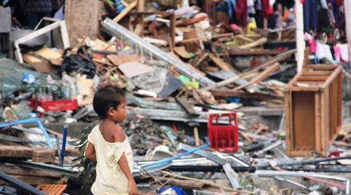 Rewriting 'Haiyan' two years on
