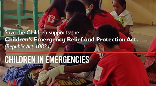 WATCH: What kids should do during emergencies