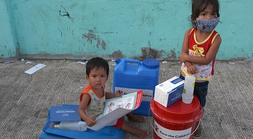 #RollyPH Distribution in CamSur, Albay, Catanduanes