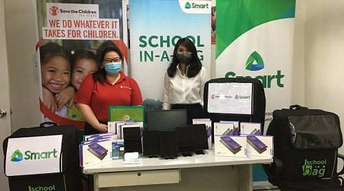 Save the Children welcomes partnership with Smart