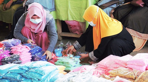 Save the Children, Task Force Bangon Marawi commemorate Bangsamoro Women