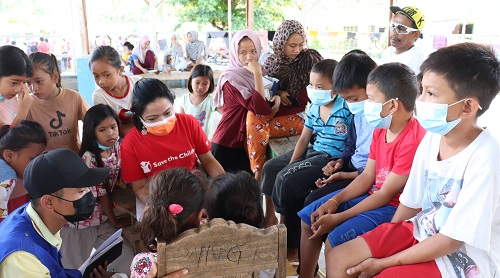 Save the Children urges unhampered protection for children as Maguindanao conflict seen to intensify
