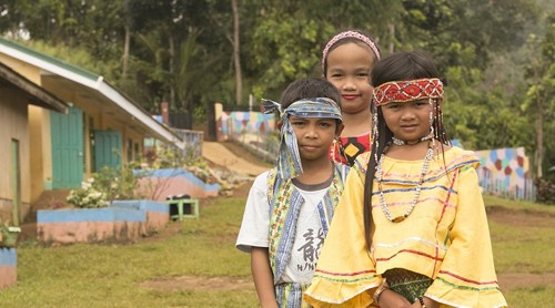 WATCH: 'Language is our only difference' – Manobo girl to other kids