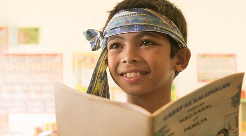 WATCH: Manobo boy wishes for a library
