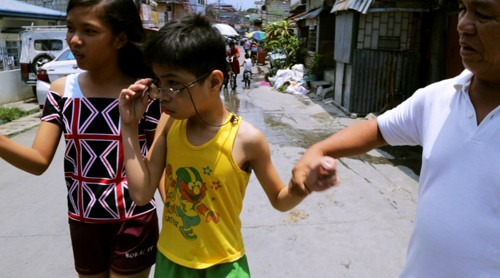 WATCH: A boy with dreams, a boy with cerebral palsy