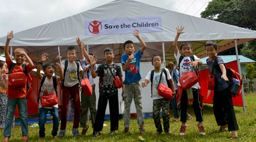 WATCH: Madakel a salamat! Continue empowering Marawi's children