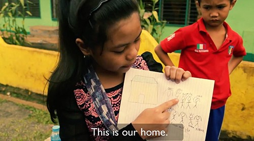 WATCH: 'What I miss the most' as drawn by Marawi's children