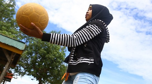 WATCH: What can girls learn from sports?
