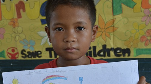 One Year On - Children's view of the Yolanda recovery