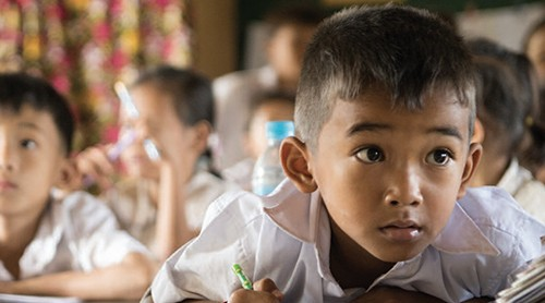 Achieving breakthroughs in education: Key achievements in 2013