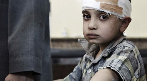 A Devastating Toll: the impact of war on the health of Syria's children
